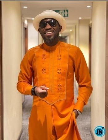 """""""Speaking in tongues can't stand in for the apology you owe people in English"""" – Singer, Timi Dakolo"""